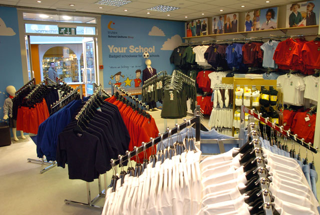 a624111ec15 Although The School Uniform Shop specialises in providing the complete school  uniform and sports kit package for the majority of schools in the county  they ...