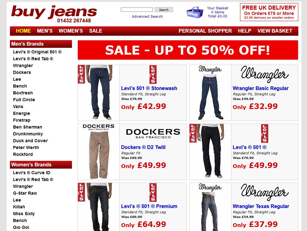 Buy Jeans 2011