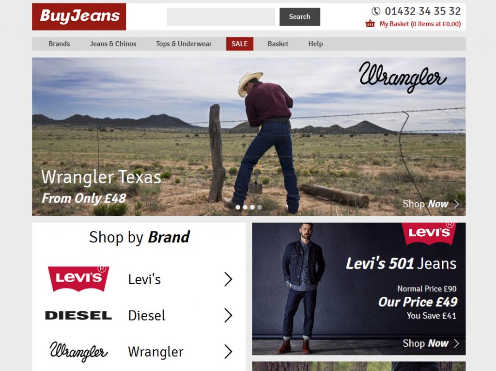 Buy Jeans 2015