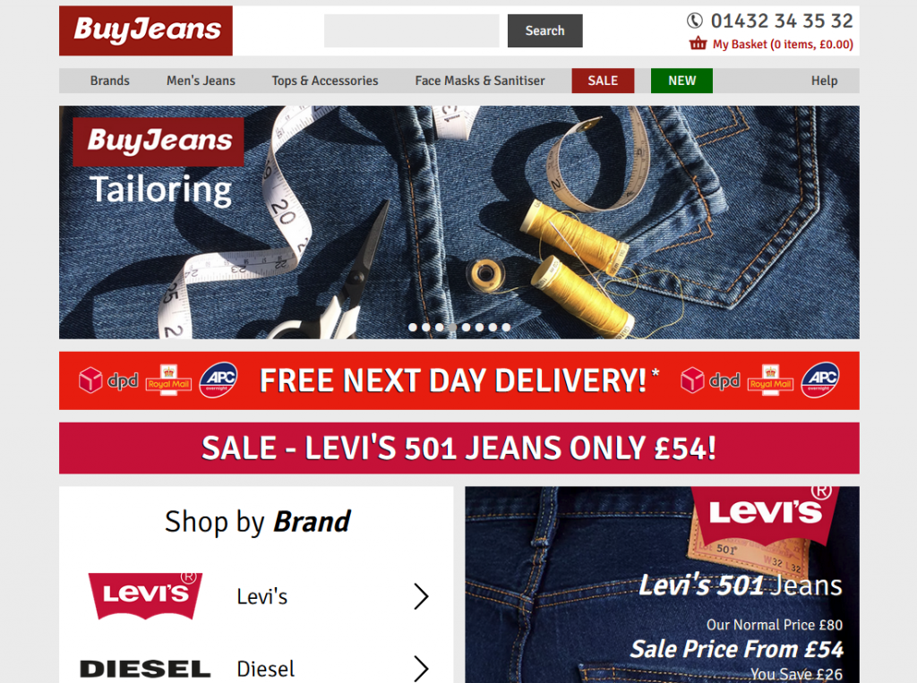Buy Jeans 2020