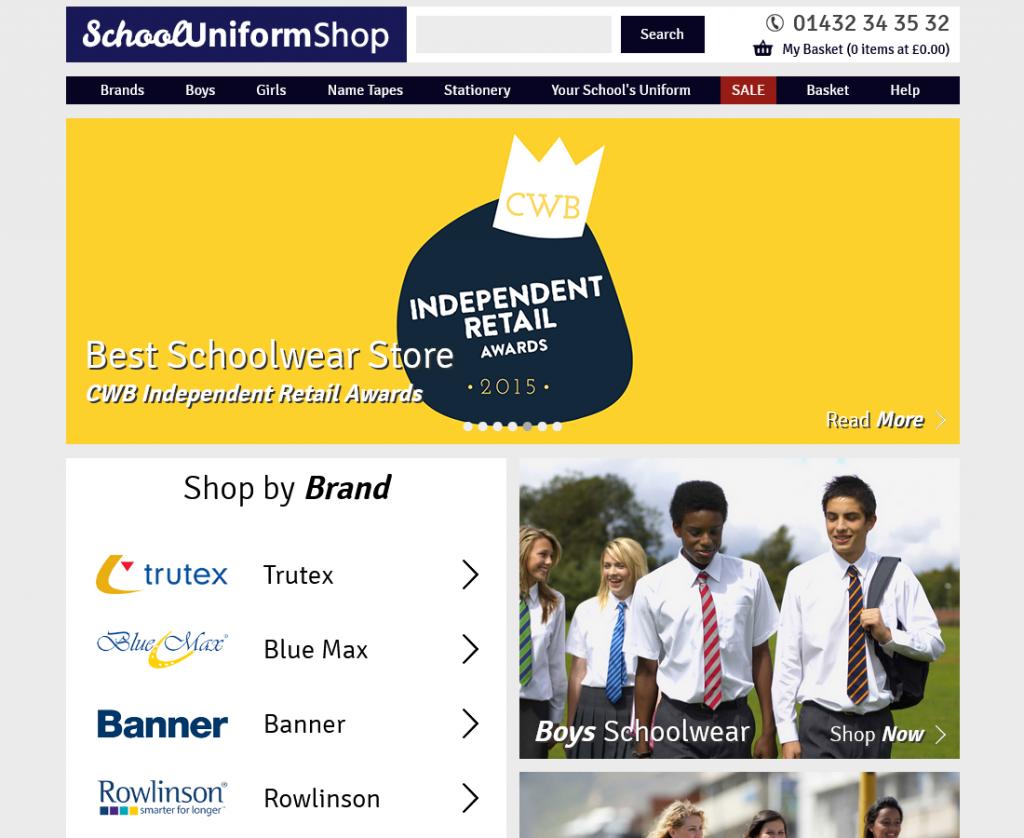 School Uniform Shop 2016