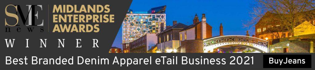 SME News Midlands 2021 eTail Award